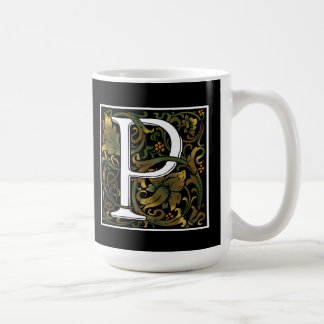 Monogram P Color Mug