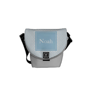 Monogram Polka Dots Bag Commuter Bags