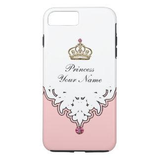 Monogram Queen Crown Case-Mate iPhone Case