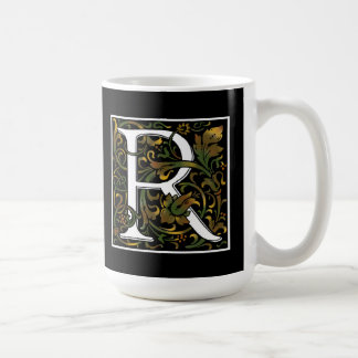 Monogram R Color Mug