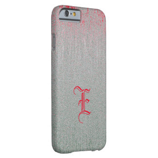 Monogram Ripped style iPhone case
