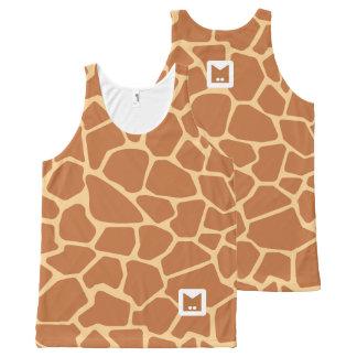 Monogram Series: Cute Giraffe.
