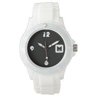 Monogram Series: Memphis Stuck in the Eighties Wrist Watch