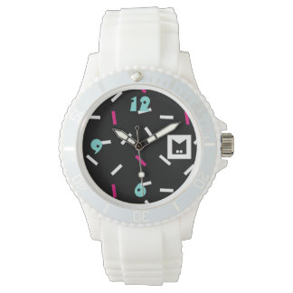 Monogram Series: Memphis Stuck in the Eighties Wrist Watches