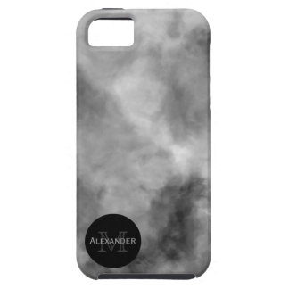 Monogram: Smoke iPhone Case