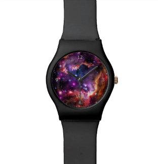 Monogram Starry Wingtip of Small Magellanic Cloud Watch
