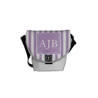 Monogram Stripes Bag Commuter Bags