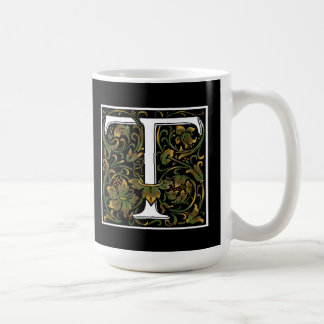Monogram T Color Mug