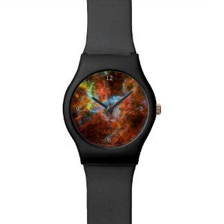 Monogram, Tarantula Nebula, Large Magellanic Cloud Watch