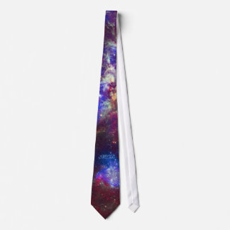 Monogram Tarantula Nebula Tie