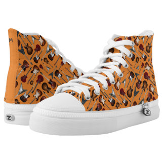 Monogram. The Guitar Collection. High Tops