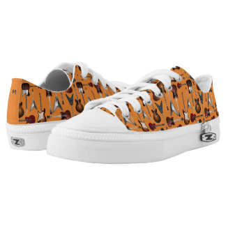 Monogram. The Guitar Collection. Low-Top Sneakers