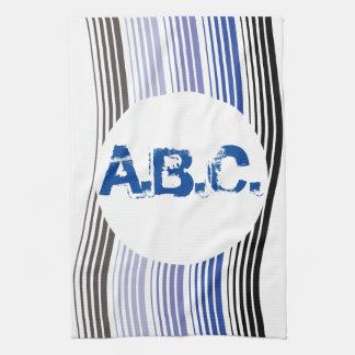 Monogram This Fun Towel
