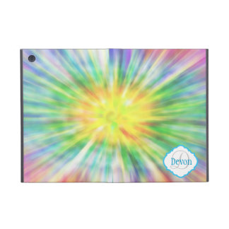 Monogram Tie Dyed Powis iPad Mini Case