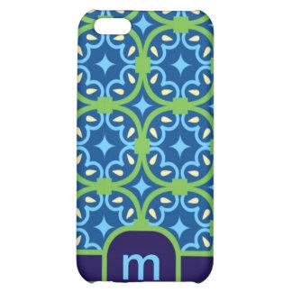 Monogram Tiles Speck Case iPhone 5C Cases