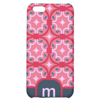 Monogram Tiles Speck Case iPhone 5C Covers