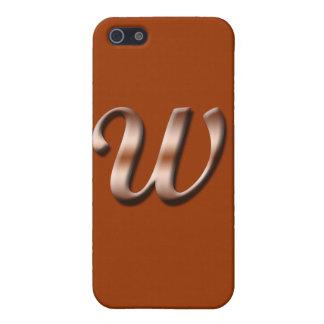 Monogram W Speck Case iPhone 5 Case
