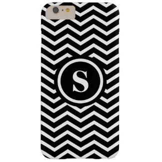 Monogram White and Black Zigzag iPhone 6 Plus case