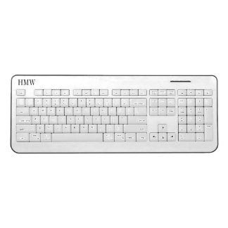 Monogram Wireless Keyboard