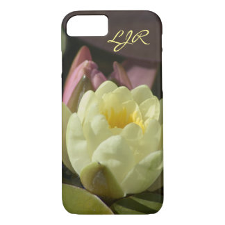 Monogram Yellow Waterlily Phone Case