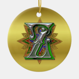 Monogram Z ornament