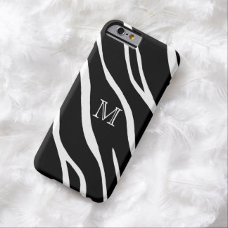Monogram: Zebra Case