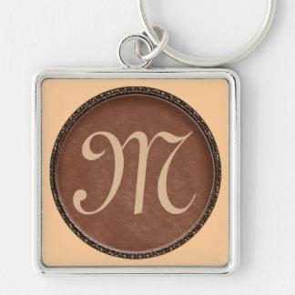 Monogrammed Keychains for Men