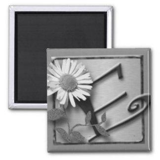 Monogrammed magnets