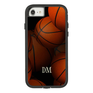 Monogrammed men's basketball Case-Mate tough extreme iPhone 8/7 case