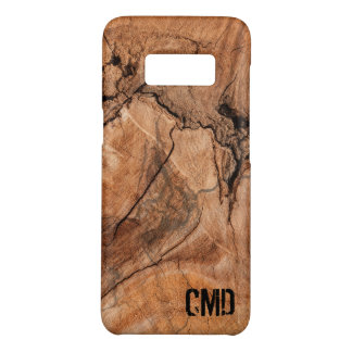 Monogrammed Nature Hardwood Case-Mate Samsung Galaxy S8 Case