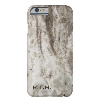 Monogrammed Pearl Granite iPhone 6/6s Case