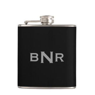 Monogrammed ~ Personalized Hip Flask