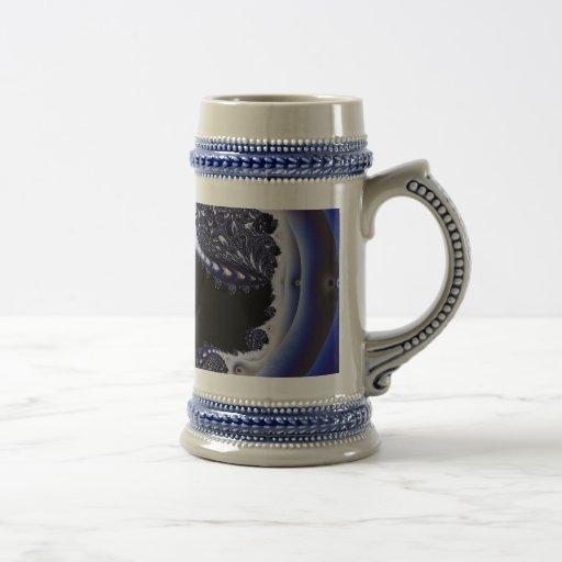 "Monogrammed Stine Letter ""Y"" Coffee Mug"