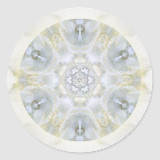 Monoi Gardenia Angels Sticker