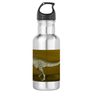 Monolophosaurus dinosaur - 3D render 532 Ml Water Bottle