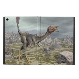 Mononykus dinosaur in the desert - 3D render iPad Air Case