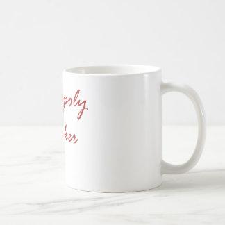 Monopoly Banker Coffee Mug