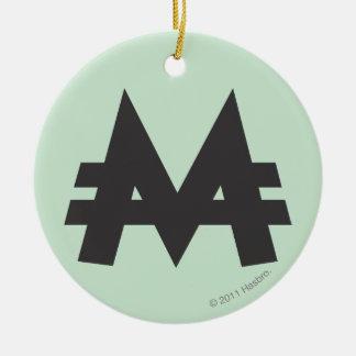 Monopoly Dollar Christmas Tree Ornaments