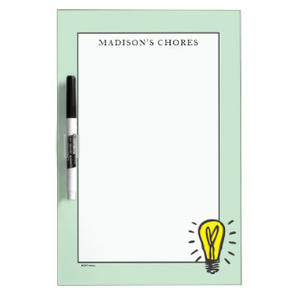 Monopoly   Electric Company Dry Erase Board