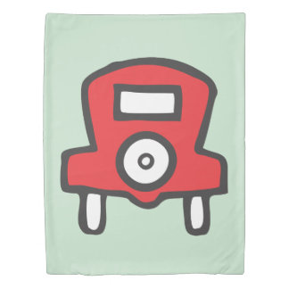 Monopoly | Free Parking Duvet Cover