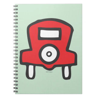 Monopoly | Free Parking Notebook