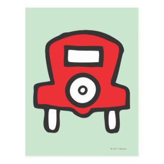 Monopoly | Free Parking Postcard
