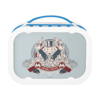 Monopoly | Freshly Minted Lunch Box