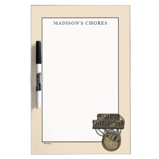 Monopoly | Gold Digger Dry Erase Board