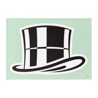 Monopoly   Hat Acrylic Print