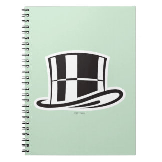Monopoly | Hat Notebook