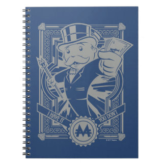 Monopoly | I Have It, You Don't Notebooks