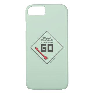 Monopoly | Pass Go Corner Square Case-Mate iPhone Case