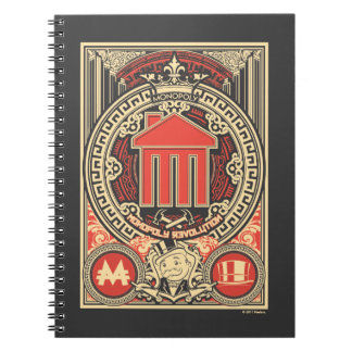 Monopoly Revolution Notebook