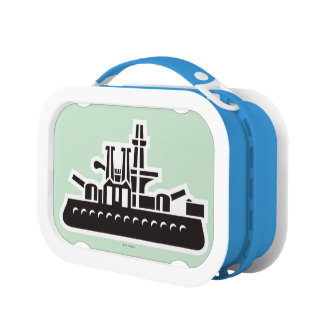 Monopoly | Ship Lunch Box